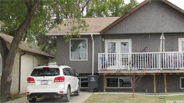 119 X Avenue S, Saskatoon, SK S7M 3H2 (MLS #SK745505) :: The A Team