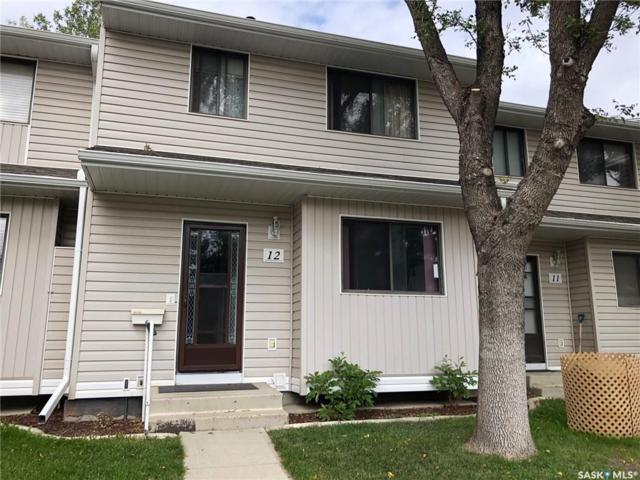 330 Haight Crescent #12, Saskatoon, SK S7H 4V9 (MLS #SK746161) :: The A Team