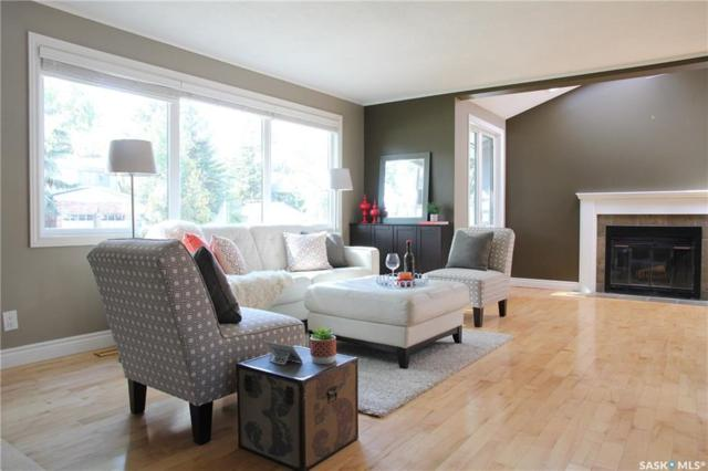 3005 Early Drive, Saskatoon, SK S7H 3K5 (MLS #SK746191) :: The A Team