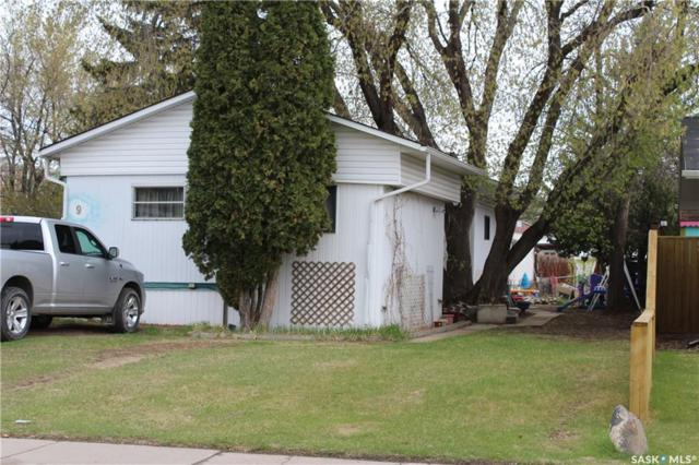 3501 11th Street W #9, Saskatoon, SK S7M 1K6 (MLS #SK746206) :: The A Team