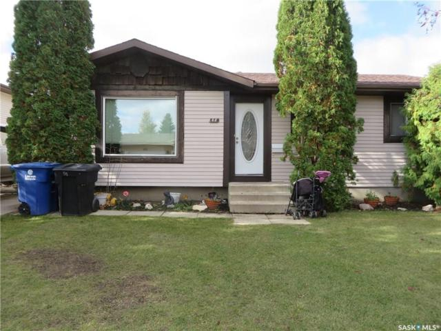518 Wollaston Terrace, Saskatoon, SK S7J 4H2 (MLS #SK746415) :: The A Team
