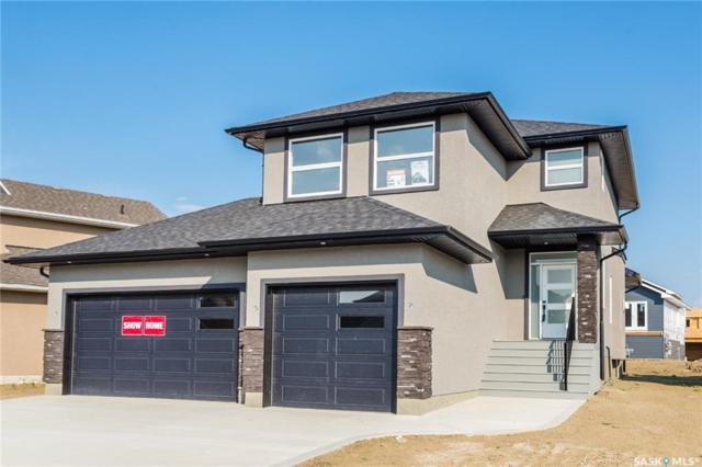 606 Pichler Crescent, Saskatoon, SK S7V 0G2 (MLS #SK746493) :: The A Team