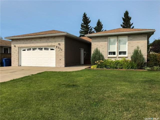 2311 Robin Place W, North Battleford, SK S9A 3T6 (MLS #SK746533) :: The A Team