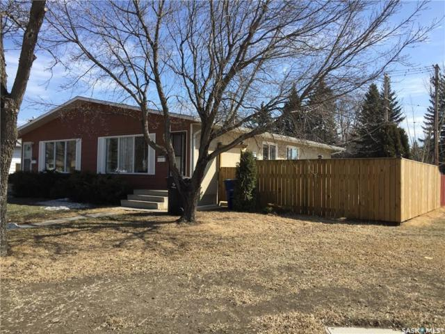 1809-1811 Preston Avenue S, Saskatoon, SK S7H 2V7 (MLS #SK746614) :: The A Team
