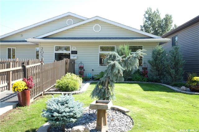 205 Cruise Street, Saskatoon, SK S7N 2C4 (MLS #SK746994) :: The A Team
