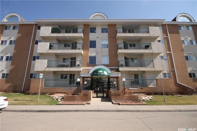 301 Cree Crescent #110, Saskatoon, SK S7K 7Y3 (MLS #SK747059) :: The A Team