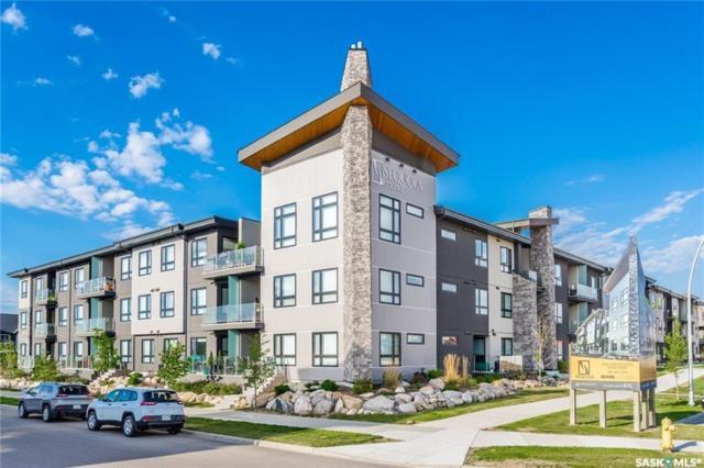 223 Evergreen Square #216, Saskatoon, SK S7S 1N1 (MLS #SK747132) :: The A Team