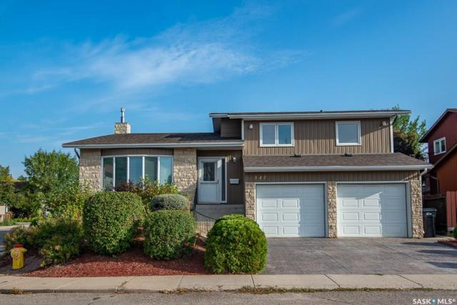 547 Christopher Lane, Saskatoon, SK S7J 3S4 (MLS #SK747444) :: The A Team