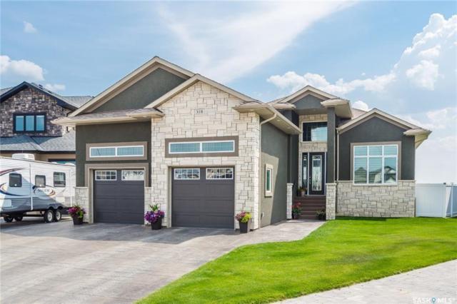 318 Baltzan Cove, Saskatoon, SK S7W 0S1 (MLS #SK747514) :: The A Team