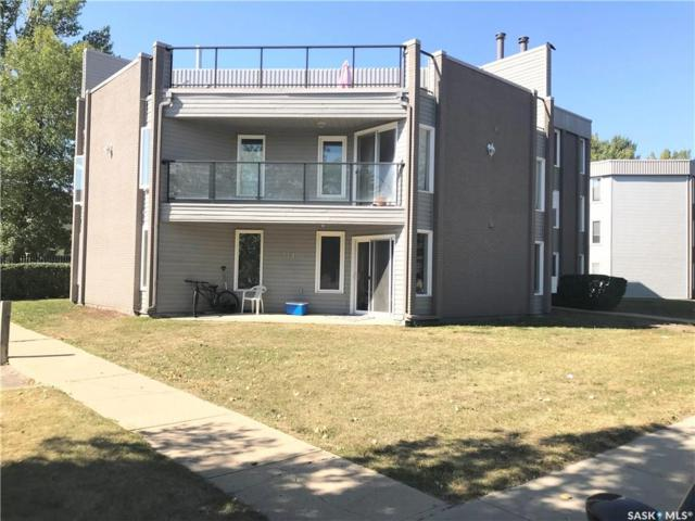 314 Tait Crescent #202, Saskatoon, SK S7H 5L2 (MLS #SK747524) :: The A Team