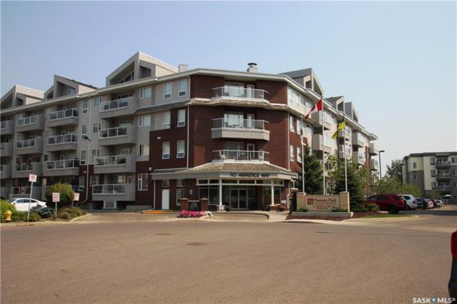 110 Armistice Way #314, Saskatoon, SK S7J 5L8 (MLS #SK747699) :: The A Team