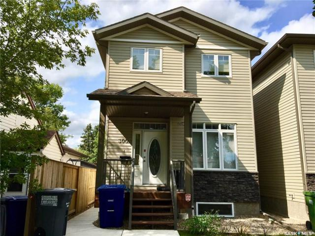 300A 110th Street, Saskatoon, SK S7N 1S3 (MLS #SK747911) :: The A Team