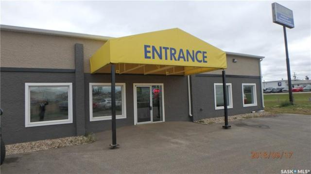 153 South Industrial Drive, Prince Albert, SK S6V 7L7 (MLS #SK747927) :: The A Team