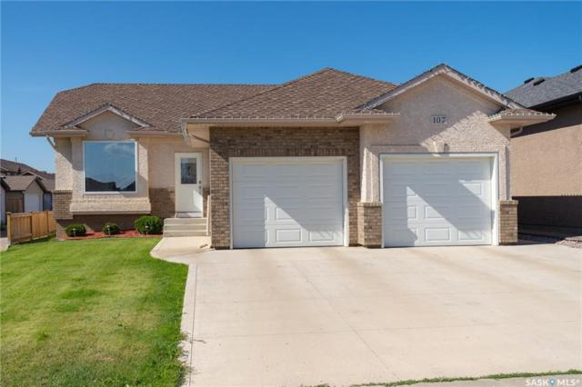 107 Bolton Way, Saskatoon, SK S7T 0B2 (MLS #SK747940) :: The A Team