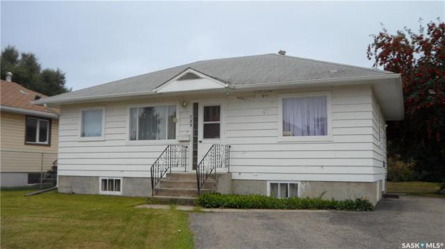 759 14th Street W, Prince Albert, SK S6V 3L9 (MLS #SK747947) :: The A Team