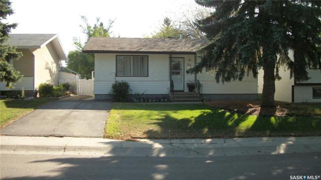 77 Krauss Street, Regina, SK S4T 6G5 (MLS #SK749021) :: The A Team