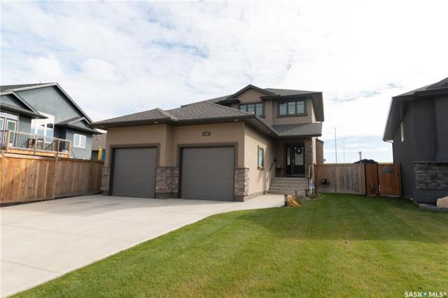 139 Stefaniuk Crescent, Saskatoon, SK S7W 0H6 (MLS #SK749186) :: The A Team