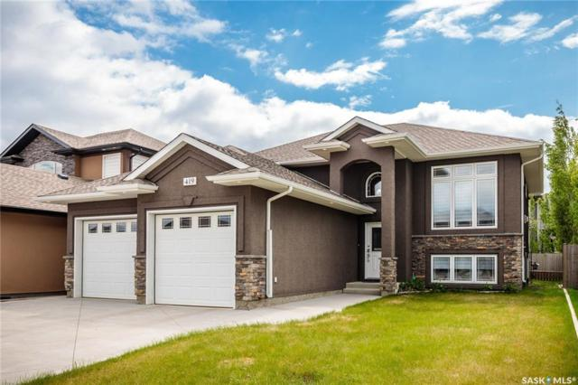 419 Trimble Crescent, Saskatoon, SK S7W 0E1 (MLS #SK749221) :: The A Team