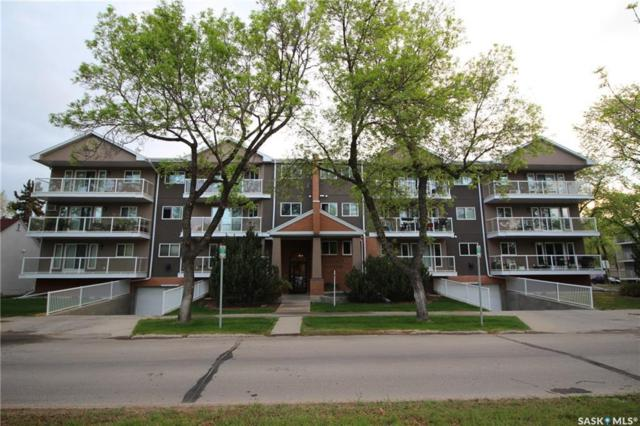 921 Main Street #207, Saskatoon, SK S7H 0K4 (MLS #SK750377) :: The A Team