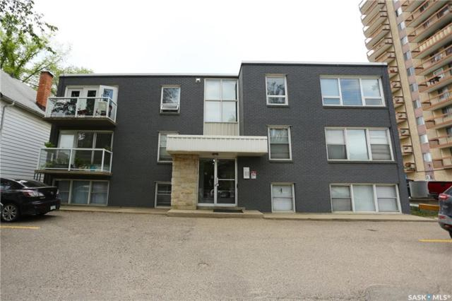 415 3rd Avenue N #103, Saskatoon, SK S7K 2J2 (MLS #SK750683) :: The A Team
