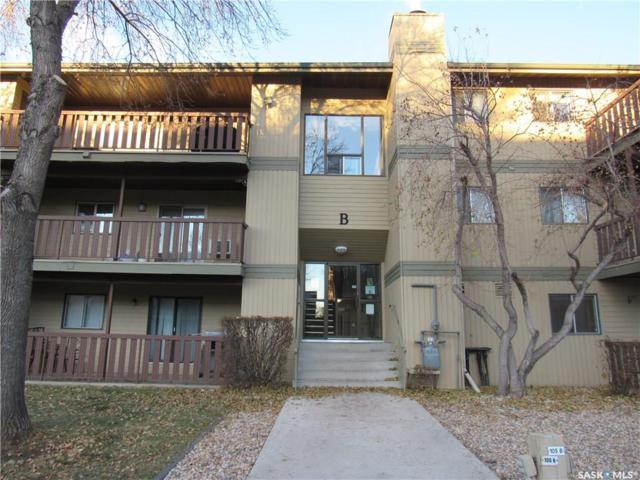 1121 Mckercher Drive 103B, Saskatoon, SK S7H 5B8 (MLS #SK750782) :: The A Team