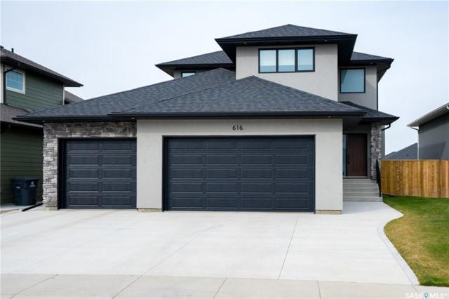 616 Evergreen Terrace, Warman, SK S0K 4S2 (MLS #SK750875) :: The A Team