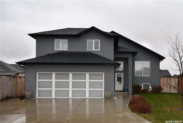 607 Hargreaves Lane, Saskatoon, SK S7R 0G8 (MLS #SK750880) :: The A Team