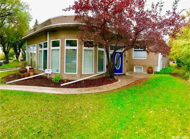 1131 Spadina Crescent W, Saskatoon, SK S7M 1P3 (MLS #SK751140) :: The A Team