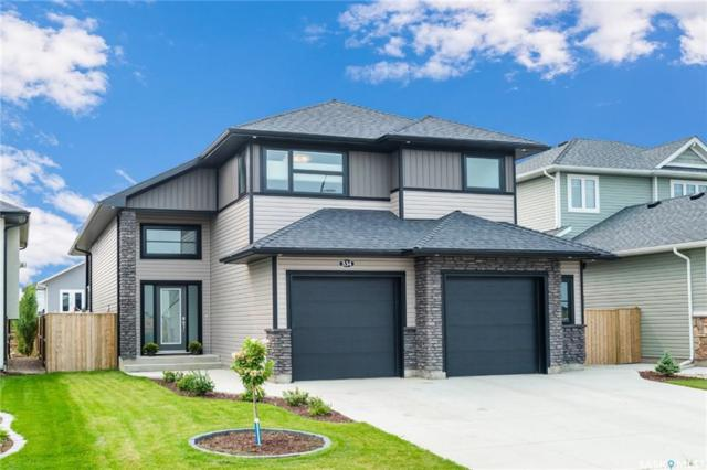 534 Boykowich Crescent, Saskatoon, SK S7W 0S4 (MLS #SK751211) :: The A Team