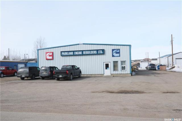517 Broadway Street E, Yorkton, SK S3N 4P2 (MLS #SK751347) :: The A Team