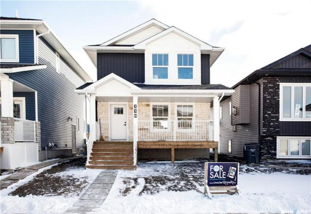 230 Fast Lane, Saskatoon, SK S7W 0C2 (MLS #SK752293) :: The A Team