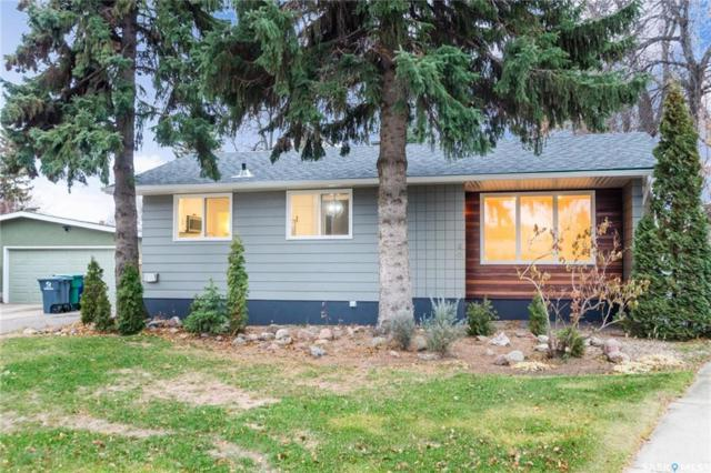 46 Phillips Crescent, Saskatoon, SK S7H 3N1 (MLS #SK752400) :: The A Team