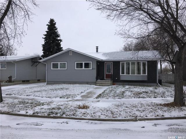 211 St Andrews Crescent, Rosetown, SK S0L 2V0 (MLS #SK752553) :: The A Team