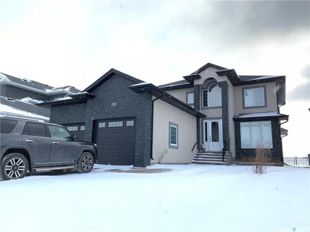 712 Gillies Crescent, Saskatoon, SK S7V 0C1 (MLS #SK752921) :: The A Team