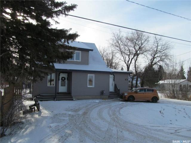 305 2nd Avenue N, Spalding, SK S0K 4C0 (MLS #SK753108) :: The A Team
