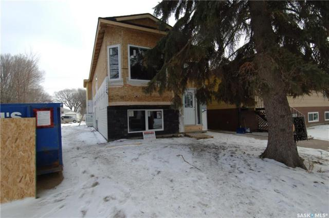 1208 K Avenue S, Saskatoon, SK S7M 2G7 (MLS #SK753624) :: The A Team