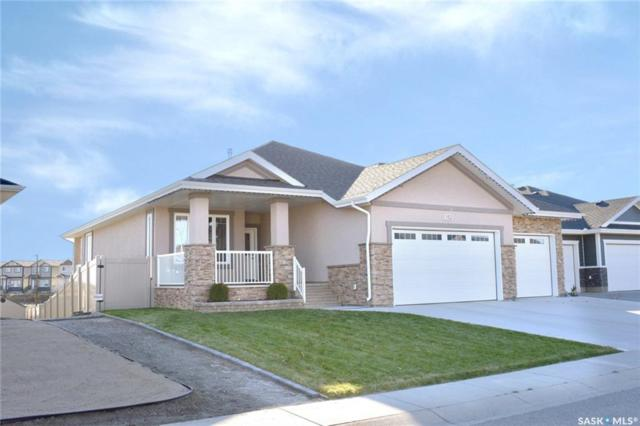 162 Sinclair Crescent, Saskatoon, SK S7V 0E7 (MLS #SK753723) :: The A Team