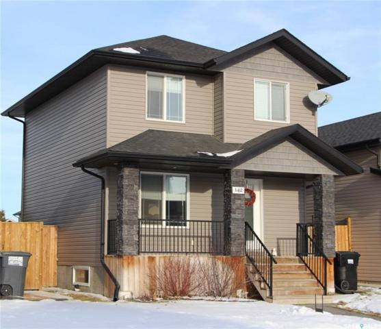 142 Rajput Way, Saskatoon, SK S7W 0L5 (MLS #SK753957) :: The A Team