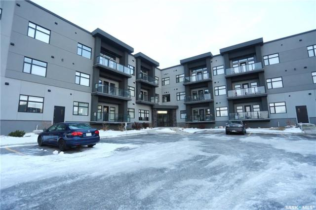 502 Perehudoff Crescent #305, Saskatoon, SK S7N 4H6 (MLS #SK754107) :: The A Team