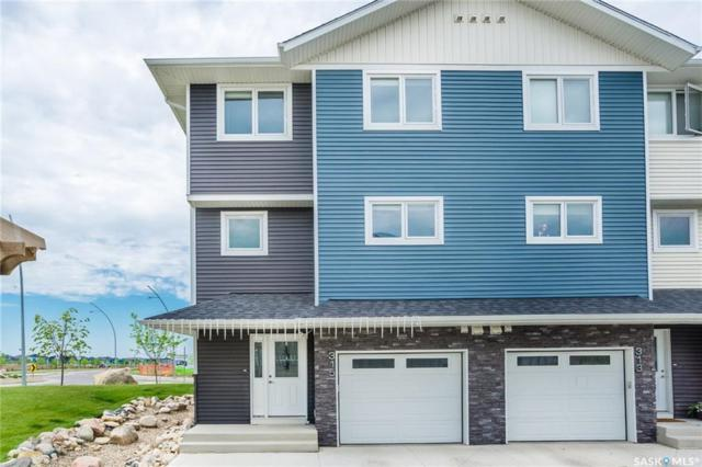 315 Kloppenburg Link #315, Saskatoon, SK S7W 0V9 (MLS #SK754173) :: The A Team