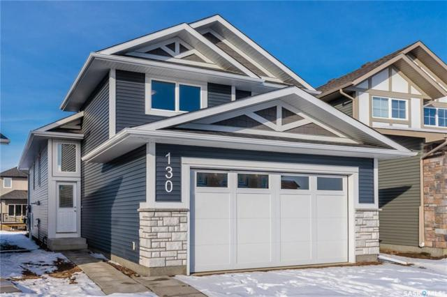 130 Burgess Crescent, Saskatoon, SK S7V 0S1 (MLS #SK754231) :: The A Team