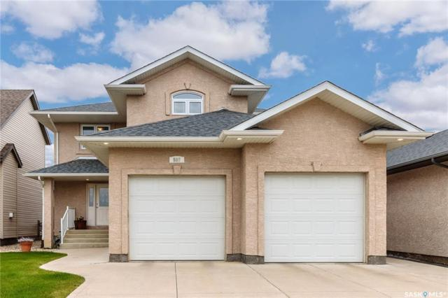 507 Shepherd Crescent, Saskatoon, SK S7W 0B3 (MLS #SK754257) :: The A Team