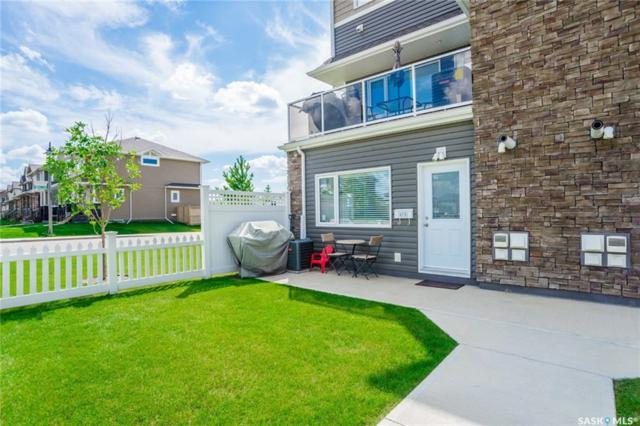 275 Pringle Lane #415, Saskatoon, SK S7T 0J1 (MLS #SK754300) :: The A Team
