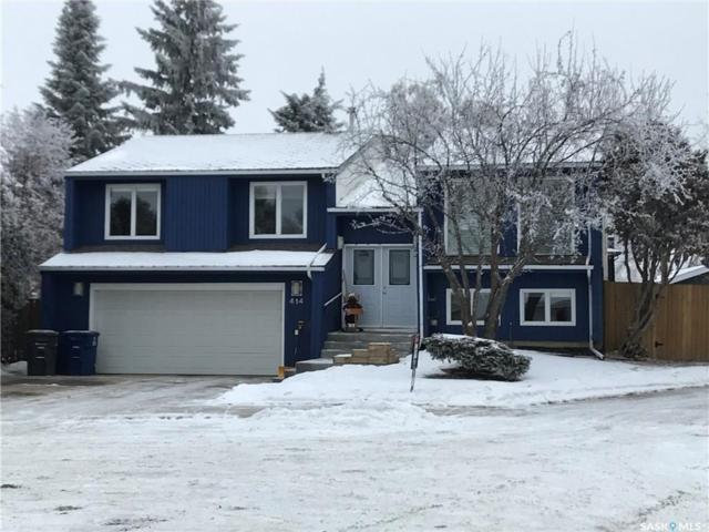 414 La Loche Place, Saskatoon, SK S7K 5E9 (MLS #SK754365) :: The A Team