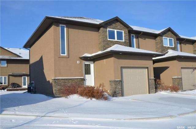502 Rempel Manor #35, Saskatoon, SK S7T 0L7 (MLS #SK754499) :: The A Team