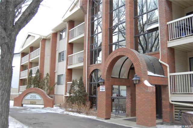 520 3rd Avenue N #105, Saskatoon, SK S7K 2J7 (MLS #SK754525) :: The A Team