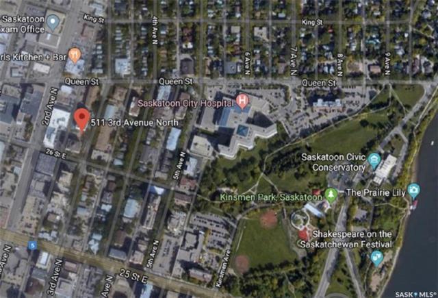 513 3rd Avenue N, Saskatoon, SK S7K 2J4 (MLS #SK754617) :: The A Team