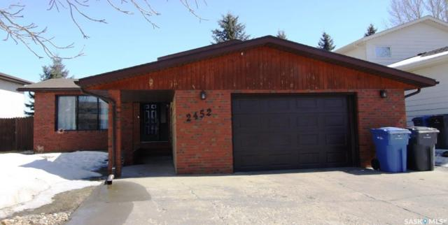 2452 Canary Street, North Battleford, SK S9A 3T9 (MLS #SK754779) :: The A Team
