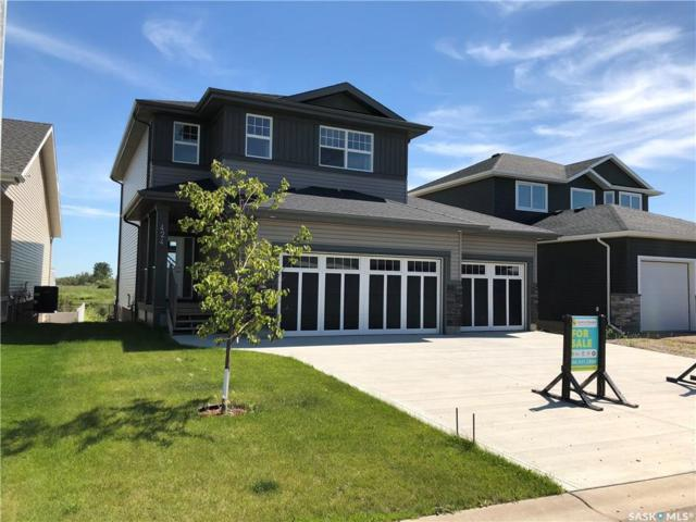 424 Stone Terrace, Martensville, SK S0K 1A0 (MLS #SK754781) :: The A Team