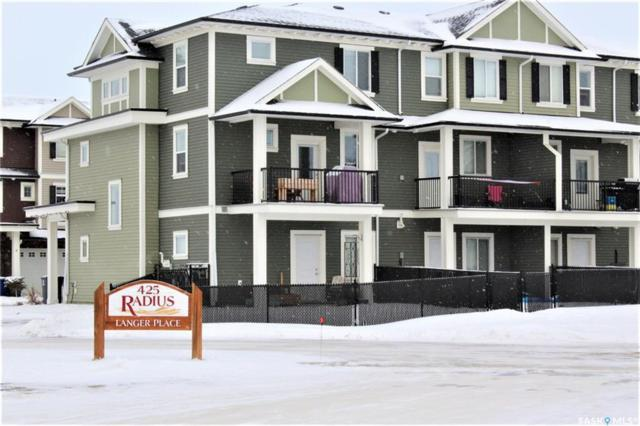 425 Langer Place #35, Warman, SK S0K 4S1 (MLS #SK754805) :: The A Team